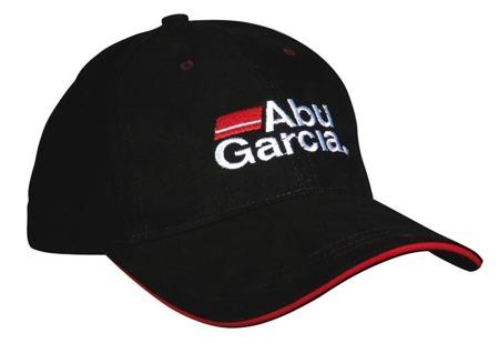 Abu Czapka Baseball Cap, Schwarz