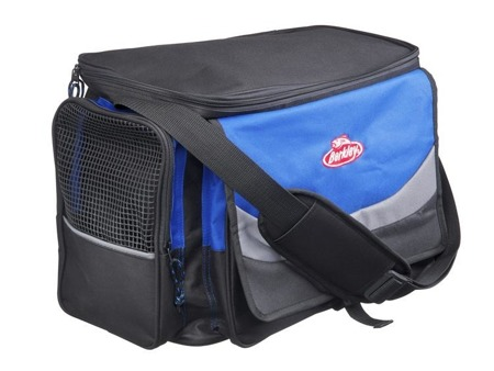 Berkley Torba Wędkarska System Bag Blue-Grey-Black + 4 Boxes X-Large