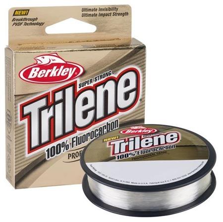 Berkley Trilene Fluorocarbon 0.18mm 150m Clr