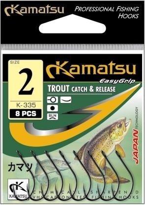 Kamatsu Haczyki Bezzadziorowe C&R 4 K-335OP.8SZT