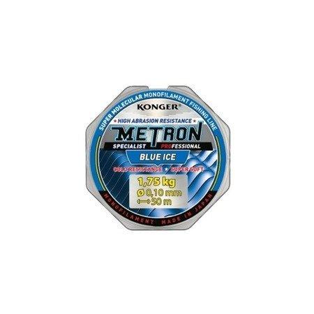 Konger Żyłka Metron Specialist Pro Blue Ice 0.14/50
