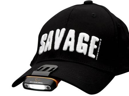 Latarka Czołowa Savage Gear MP FLIP AND CAP HEAD LAMP
