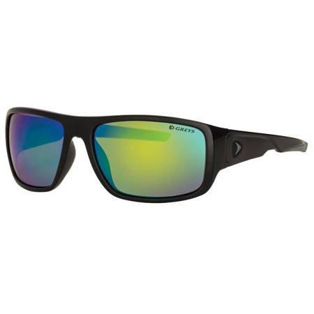 Okulary Przeciwsłoneczne Greys G2 Sunglasses (Gloss Black/Green Mirror)