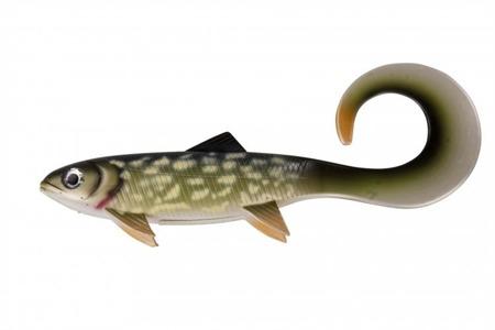 Przynęta Effzett Pike Seducer Curltail Loose Body 23cm 85g – Pike