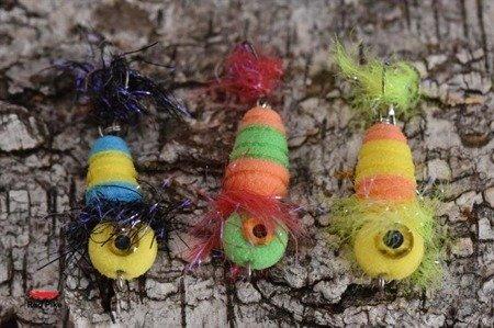 Przynęta Zestaw Okoniowo-Pstrągowy 1 Mandule Chick L
