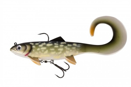 Swimbait Effzett Pike Seducer Curltail 23cm 130g - Pike