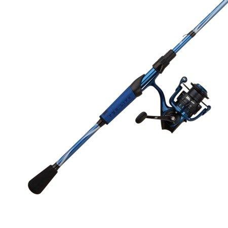 Zestaw Spinningowy Abu Garcia Revo X 240cm 10-30g MH Spin - Blue Limited Edition